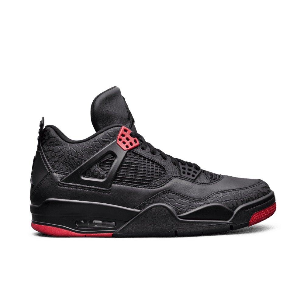 "cc6112d6ff52c1 ""Black Red""  Jumpman23 Jordan IV Retro Sample https   goo.gl FHNSwV pic. twitter.com eA7yL8V6tk"