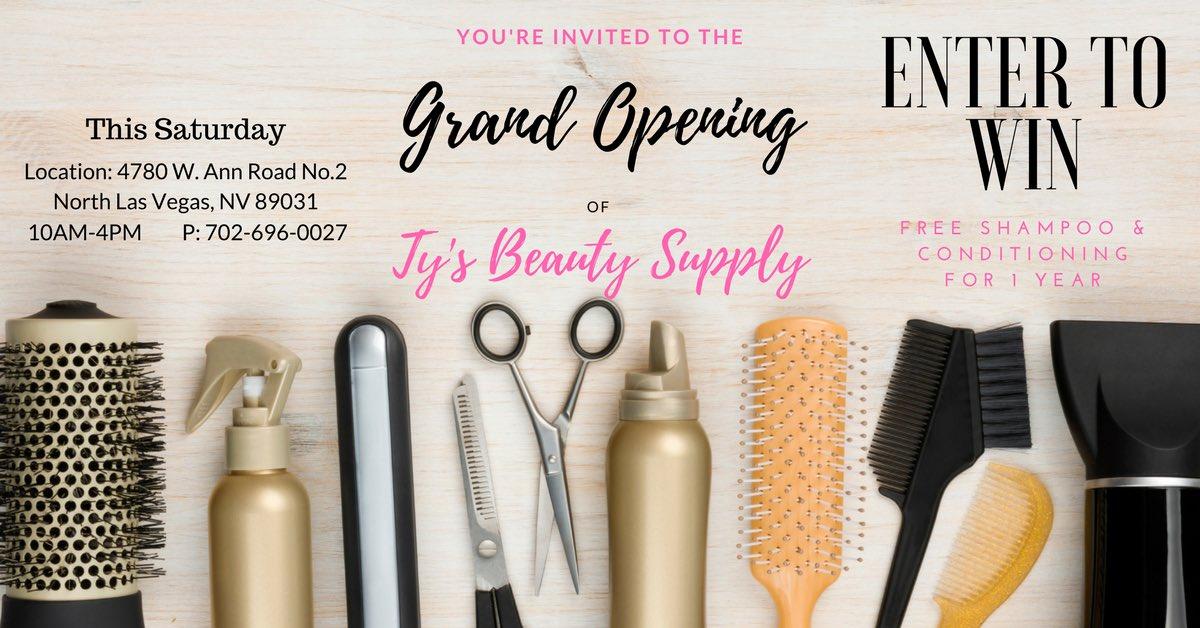 Ty's Beauty Supply (@tysbeautysupply) | Twitter
