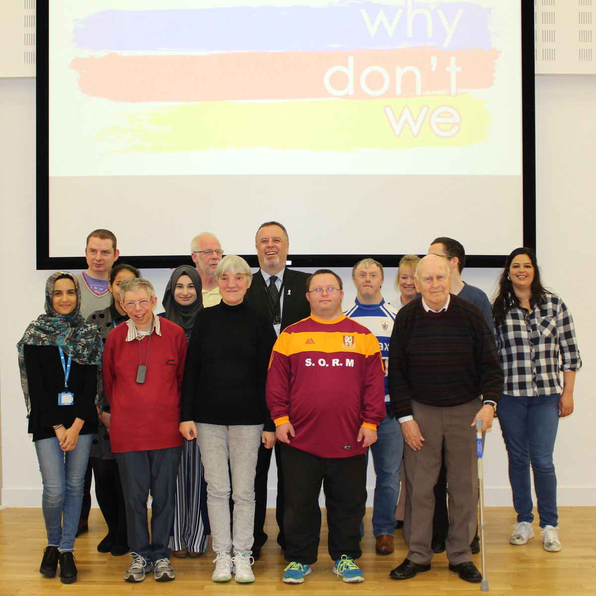 News: Mark&#39;s Safer Communities Fund helps #Bradford charity tackle hate and &#39;mate&#39; crime Read more  https://www. westyorkshire-pcc.gov.uk/news-events/ne ws/current/pcc%E2%80%99s-safer-communities-fund-helps-bradford-charity-tackle-hate-and-&#39;mate&#39;-crime-(19-oct-2017).aspx &nbsp; …  #HCAW<br>http://pic.twitter.com/epqGZHv6Nu