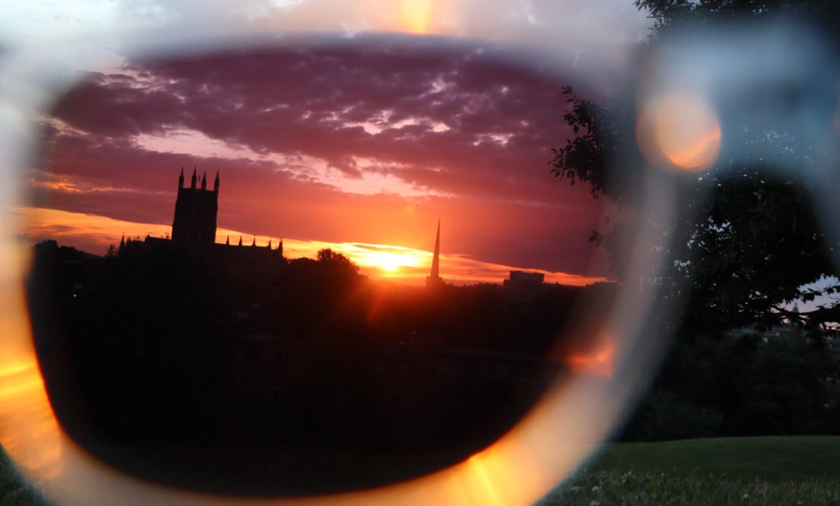 #TBT when I used my sunglasses as a filter #summer #sunset #sunglasses #igersworcestershire #worcester #worcestershirehour @worcpic #worcpic<br>http://pic.twitter.com/ncdp7nW2Lj