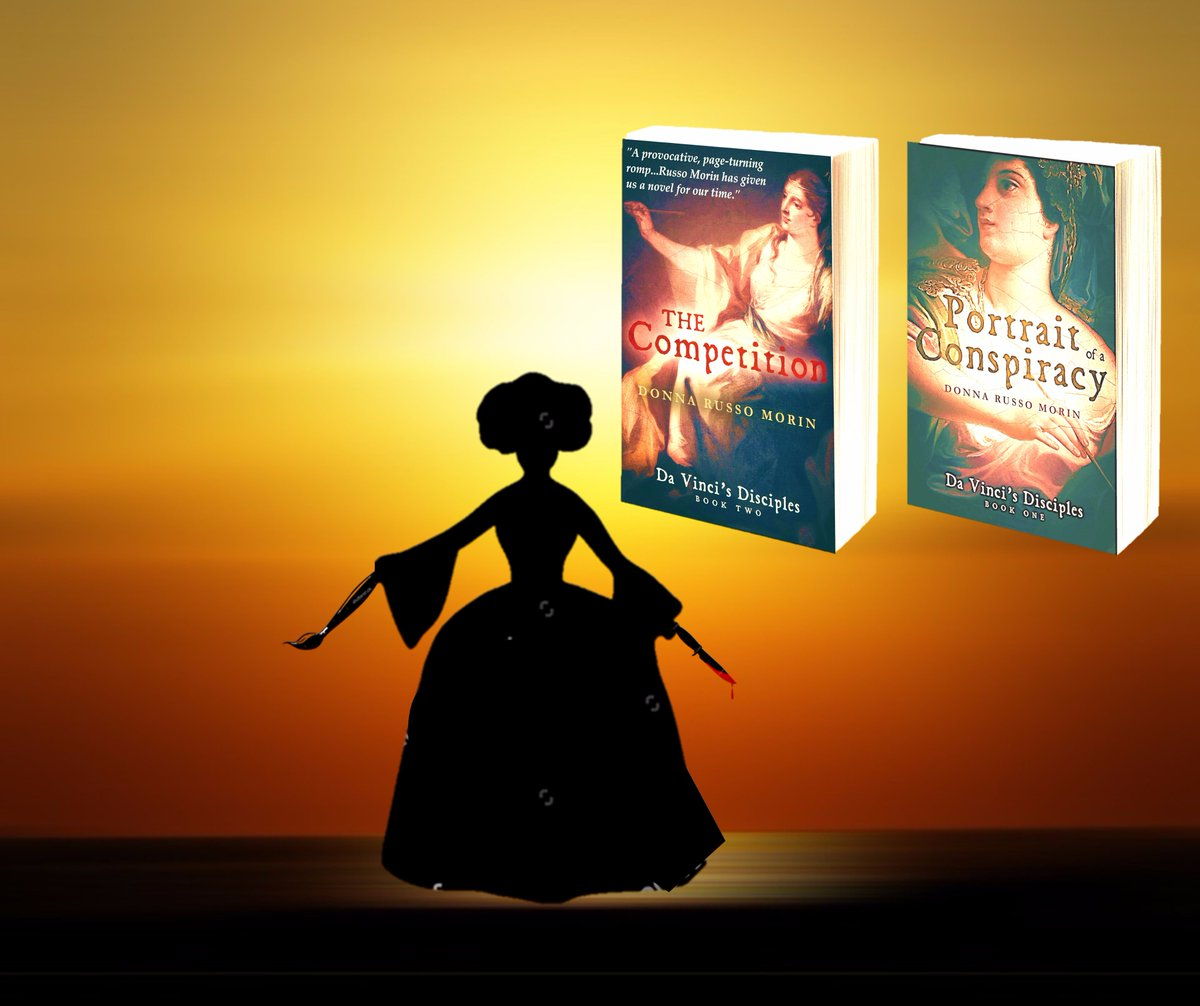 &quot;This is one of my favorite series set in the Renaissance.&quot; 5 Star #goodreads review. #ThursdayThoughts #adventures  http:// mybook.to/readDVD  &nbsp;  <br>http://pic.twitter.com/HhCJWx460i