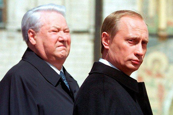 Все 90-е годы Россией правил государственный преступник