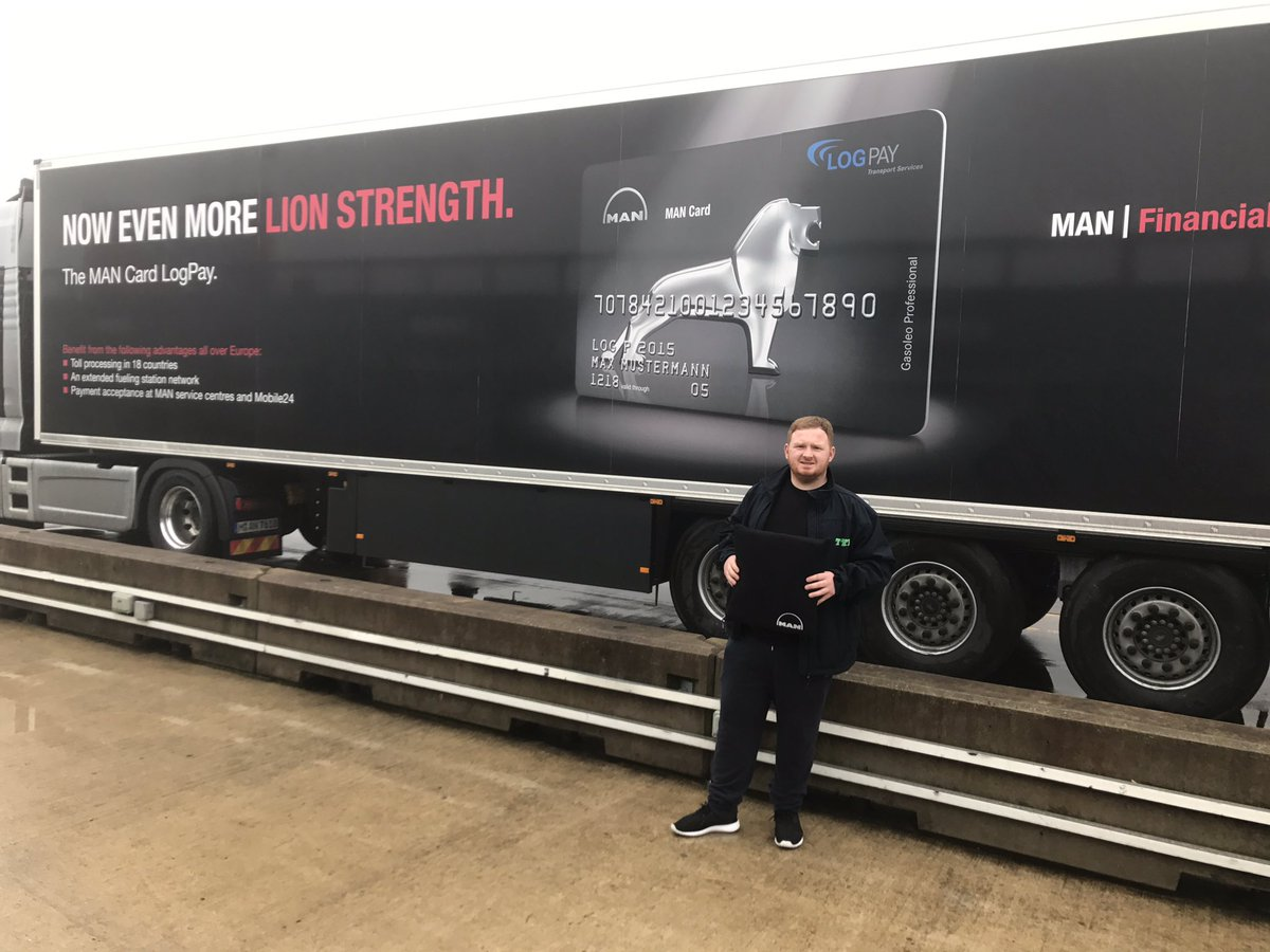 A great day in the new MAN Trucks @RockinghamUK @mantruckbusuk @MAN_Group A #lion and a #gogorooster  Thanks guys<br>http://pic.twitter.com/4g5SXqaNXa