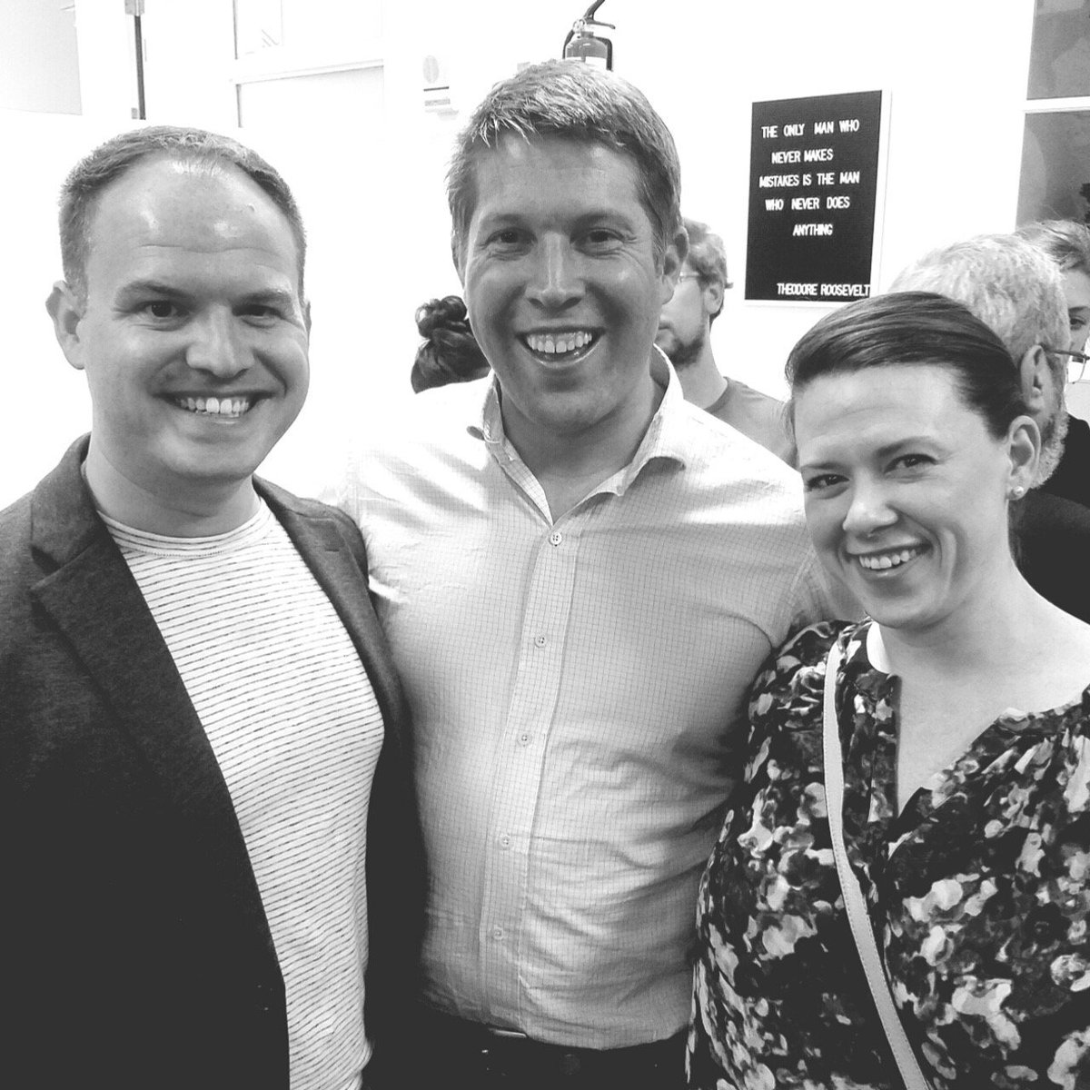 #TBT to @rossbaird book launch party at #SOCAP17.  Hear about his new book on @BizRadio111 here:  http:// bit.ly/2zlEfRa  &nbsp;  <br>http://pic.twitter.com/QCd5Tz4bSg
