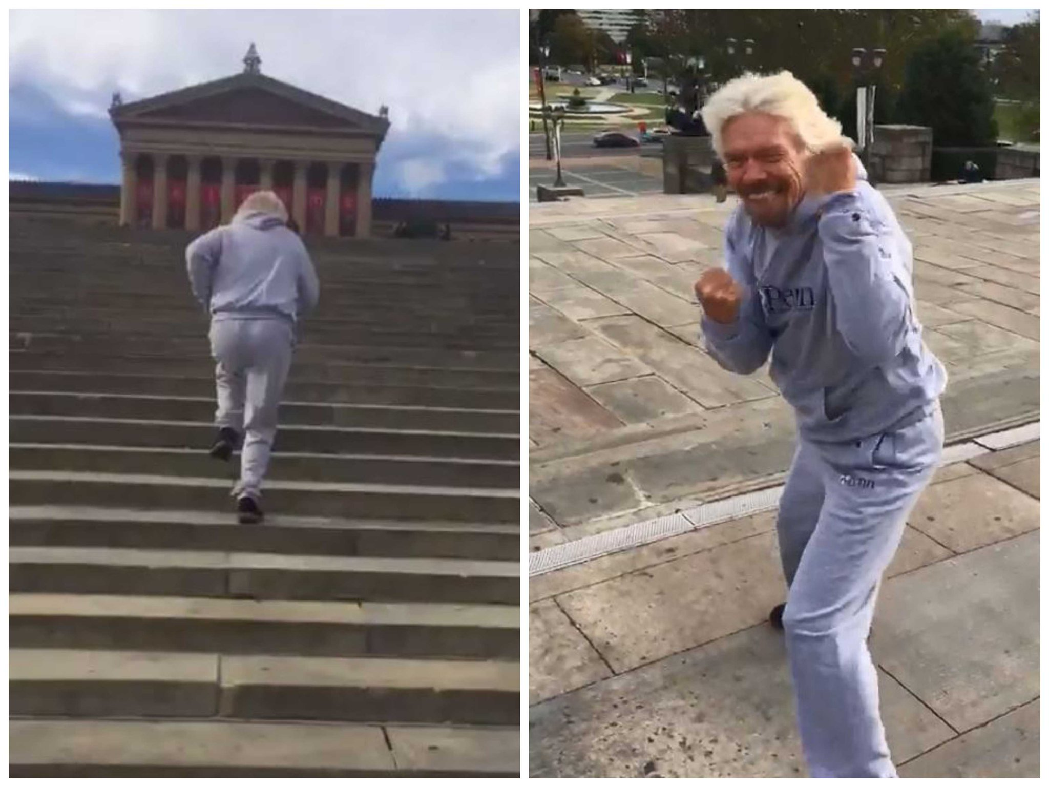 When in Philadelphia… https://t.co/EFWUKWHz6i #Rocky #FindingMyVirginity https://t.co/yJHLynBUCI