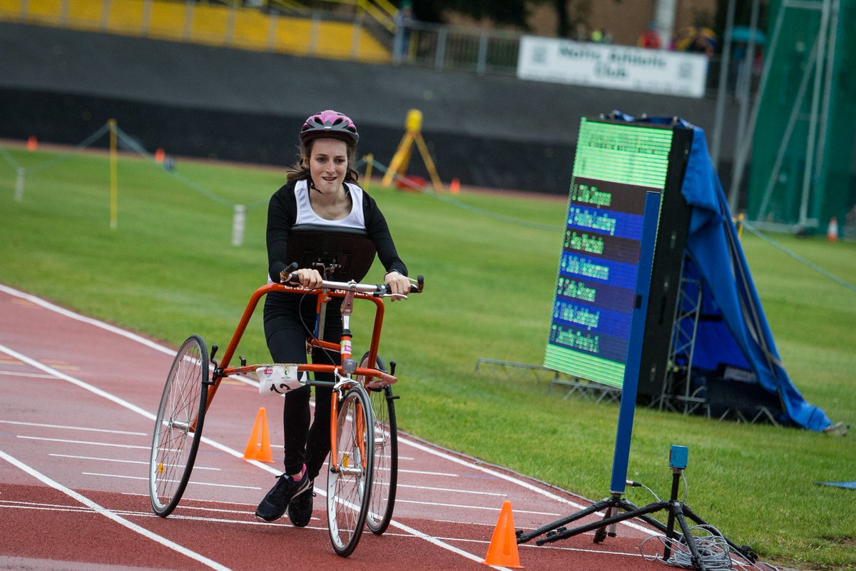 I always believed, I always dreamed. RaceRunning is a IPC Sport!! #WeCanBeHeros #TeamGB #WeAreTheNextParalympians #DreamsDoComeTrue<br>http://pic.twitter.com/aKxqg8XKWG