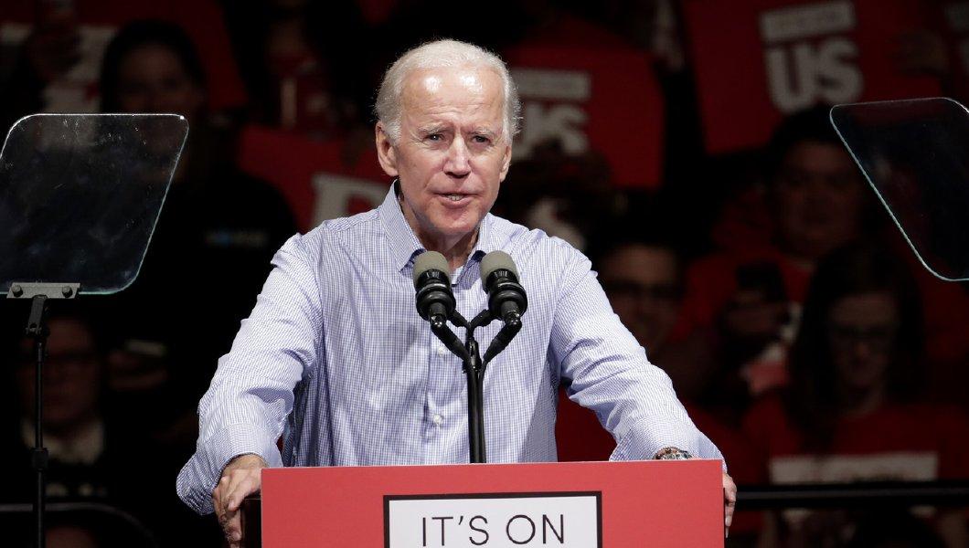 Joe Biden urges the Left to respect free speech: 'Liberals have very short memories' https://t.co/laTyPklL5J