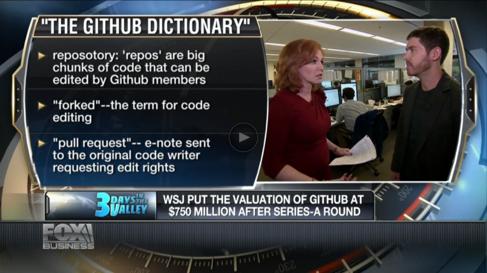 Confused about @Github terminology? Don't worry, Fox News' Github dictionary is here for you! https://t.co/yvXY9JORe2