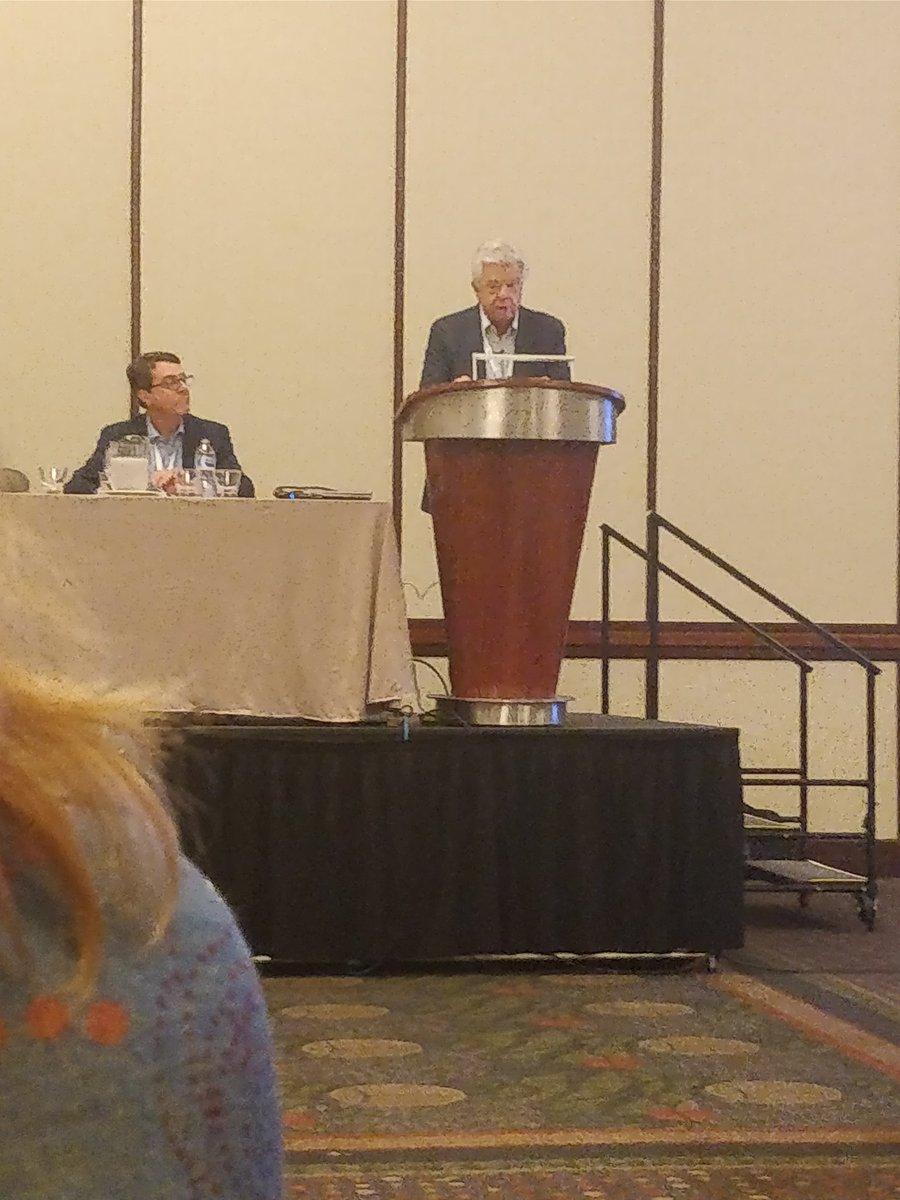 T. Beauchamp on a new #ethical framework for animal #research: &quot;Scientific necessity does not render [animal] research justified.&quot; #ASBH17<br>http://pic.twitter.com/iAvZW5RIYy