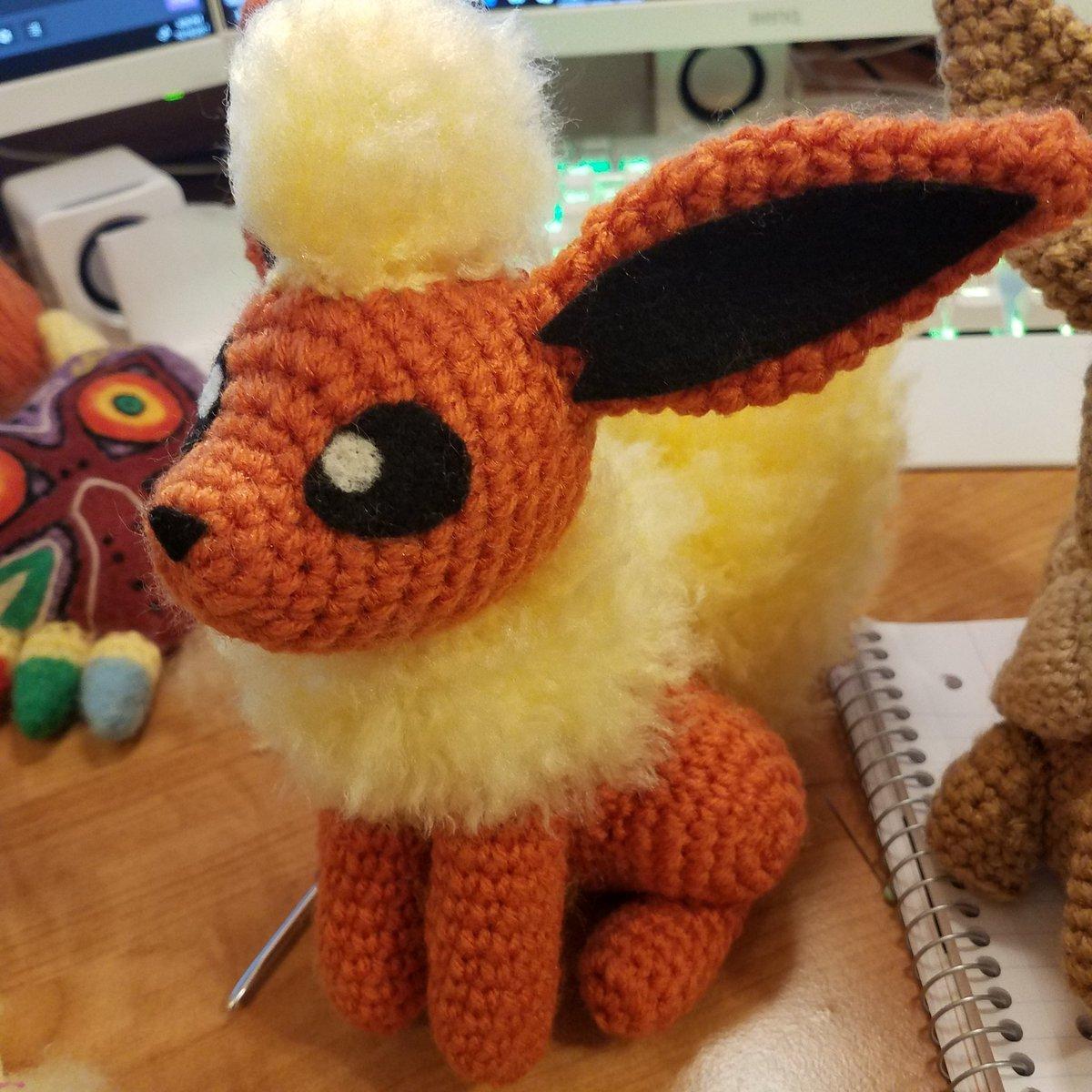Snorlax Amigurumi - Pokemon Crochet Pattern - FREE - Ami Amour | 1200x1200