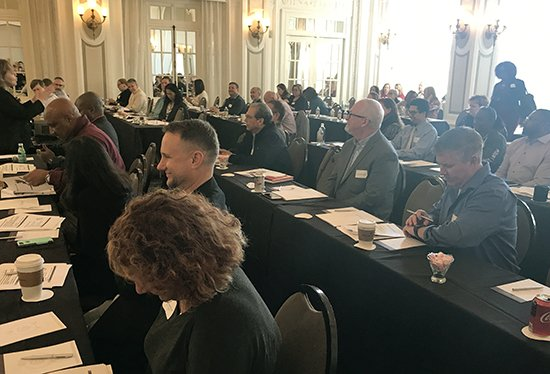 OBHG physician leaders gathered in Atlanta this week to learn, collaborate, discuss, network, and share clinical knowledge.#OBGYN <br>http://pic.twitter.com/oKTcI76jYC