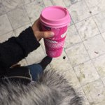 What is the perfect accessory to complete an outfit? A pink coffee cup! 💕 @BlenzCoffee #BLENZCCS
