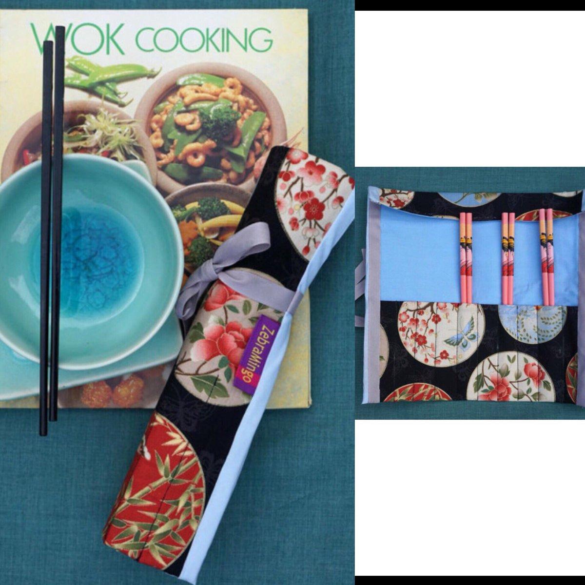 @WhatsNewRae #wnukrt #womeninbiz something new.. chopstick wrap! So fun to #give or get as a #gift. #tidy #kitchen  http://www. zebramingo.co.uk  &nbsp;  <br>http://pic.twitter.com/YsZnGxPvNO
