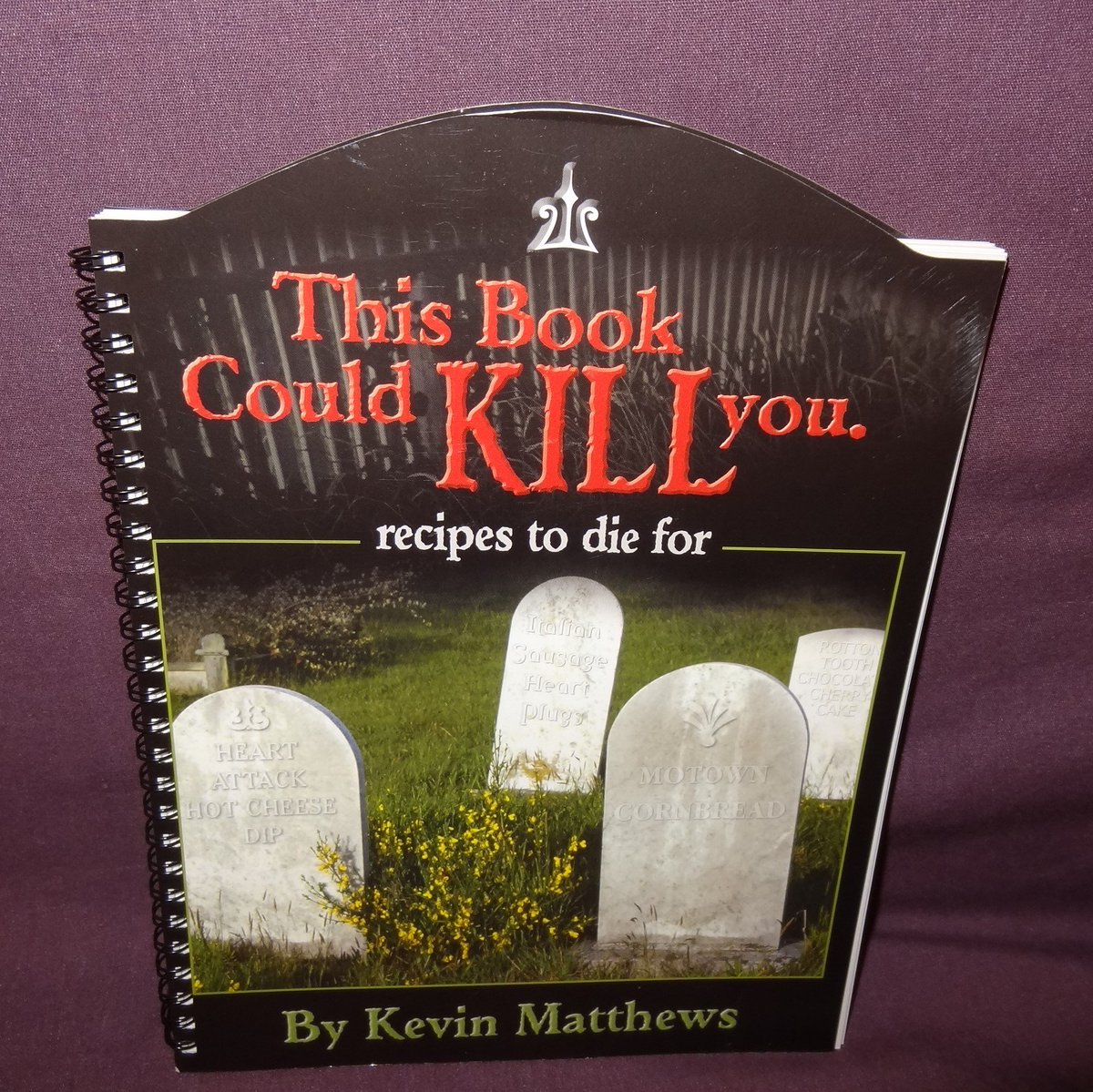 https://www. ebay.com/itm/1425444200 50 &nbsp; …  This #Book Could Kill You Recipes to Die for #Cookbook 2001 Kevin Matthews  http:// stores.ebay.com/ktefashionandc ollectibles &nbsp; …  #ebayROCteam<br>http://pic.twitter.com/GZ30x9abFO