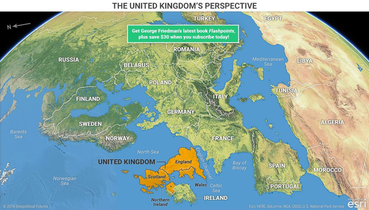 The @GPFutures blog tilts #map of #Europe to speak about #UK perspective. Clever little twist.<br>http://pic.twitter.com/y64wVQawub