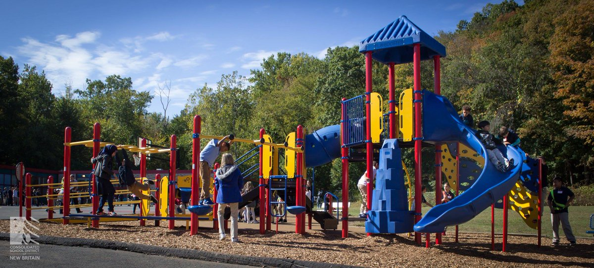 In Britains Playgrounds Bringing In >> New Britain Schools On Twitter On Friday We Held A Dedication