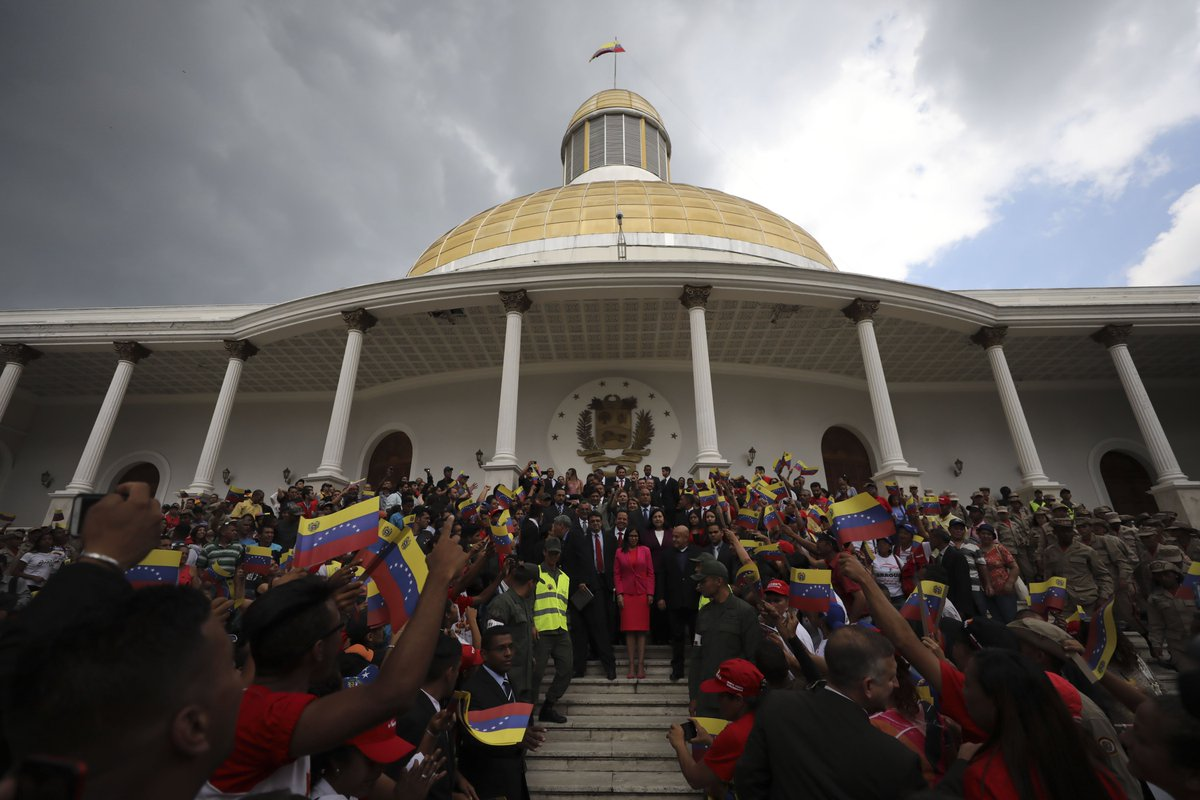 national constituent assembly Press statement heather nauert department spokesperson washington, dc august 3, 2017 the united states considers the venezuelan national constituent assembly the illegitimate product of a flawed process designed by the maduro dictatorship to further its assault on democracy.
