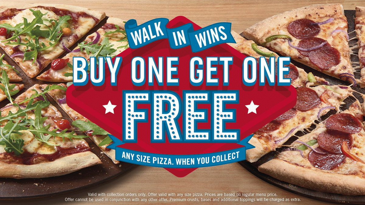 Dominos Southampton On Twitter Buy One Pizza Get One