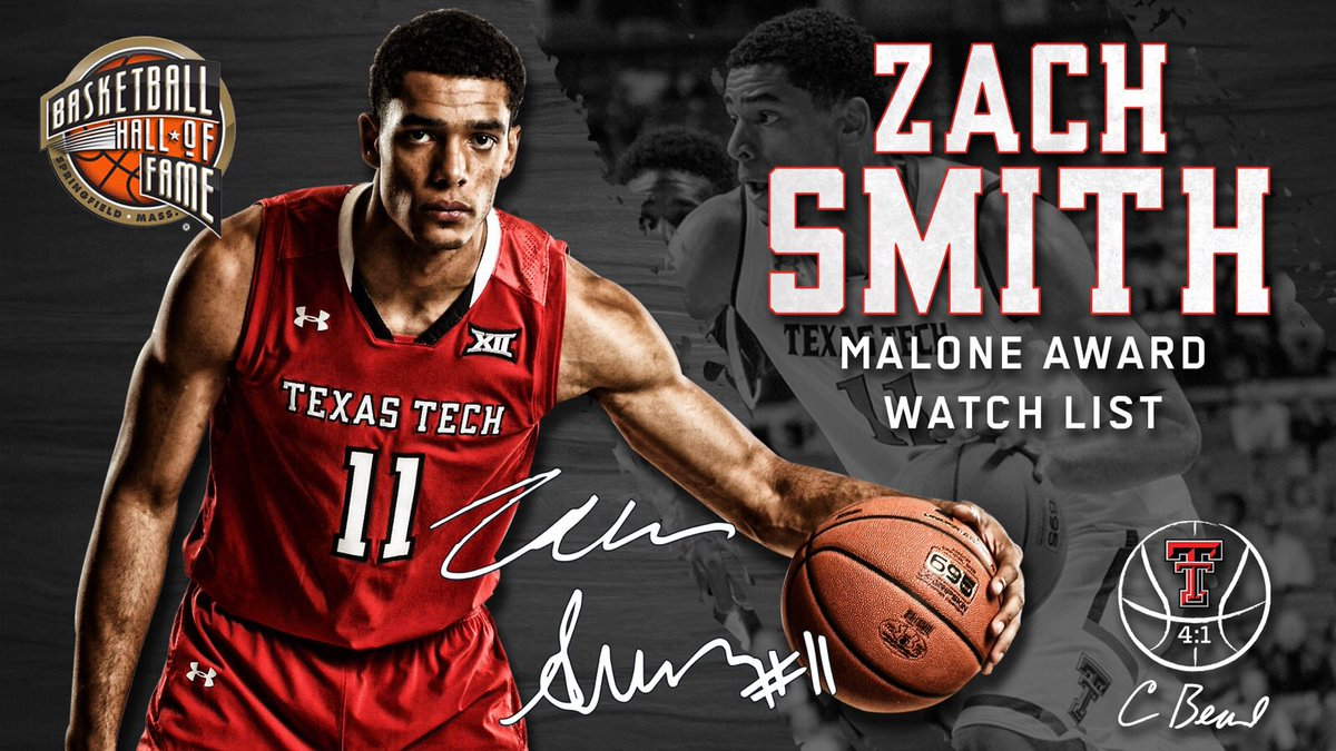 Congrats Zach &amp; his teammates. First player in Tech history on Malone Award watch list. #4:1 #Process #Finish<br>http://pic.twitter.com/mRUY4xWONq