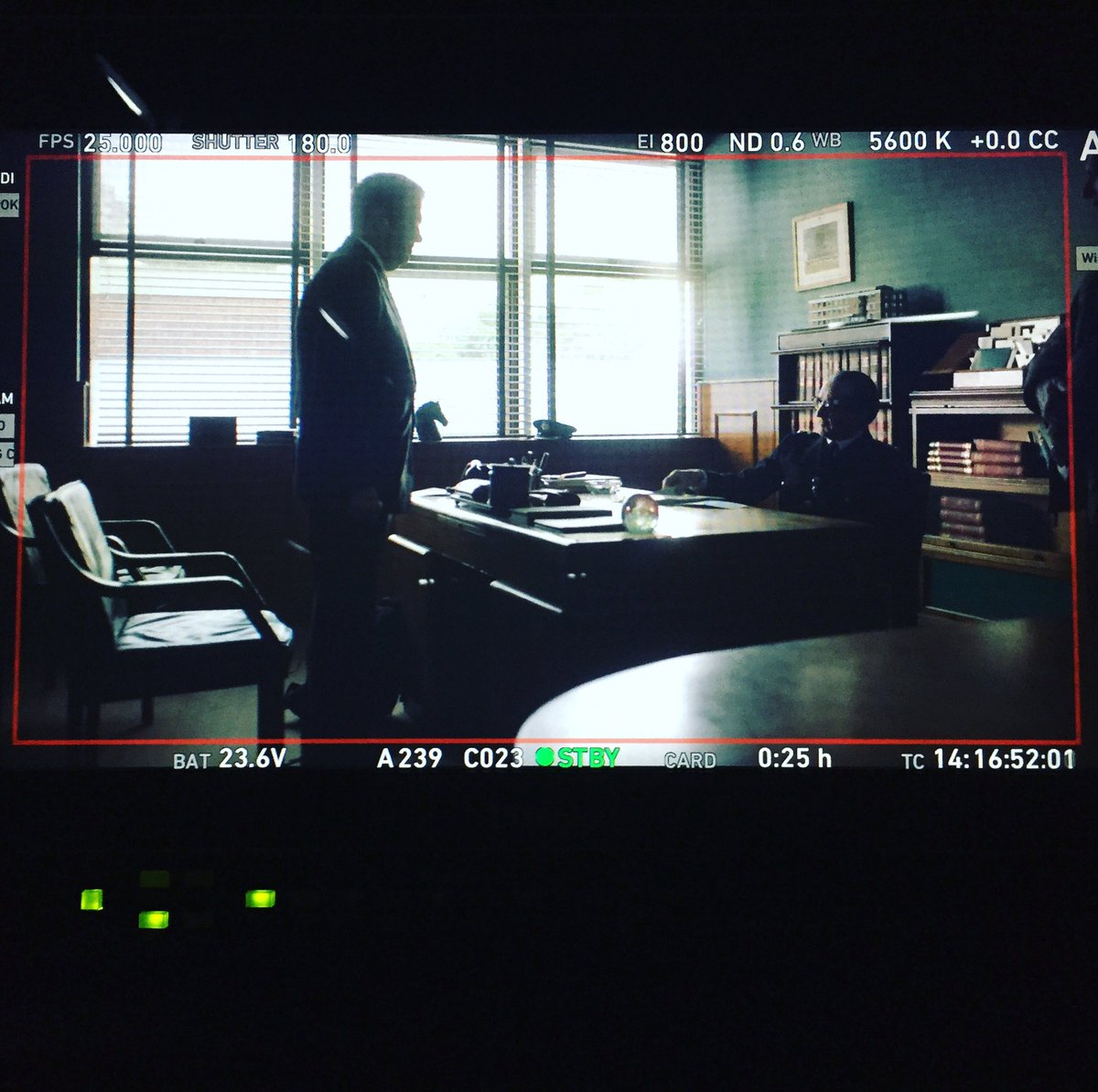 #179of196 Bright future. #Endeavour #productiondesign<br>http://pic.twitter.com/SnudaGuTDm