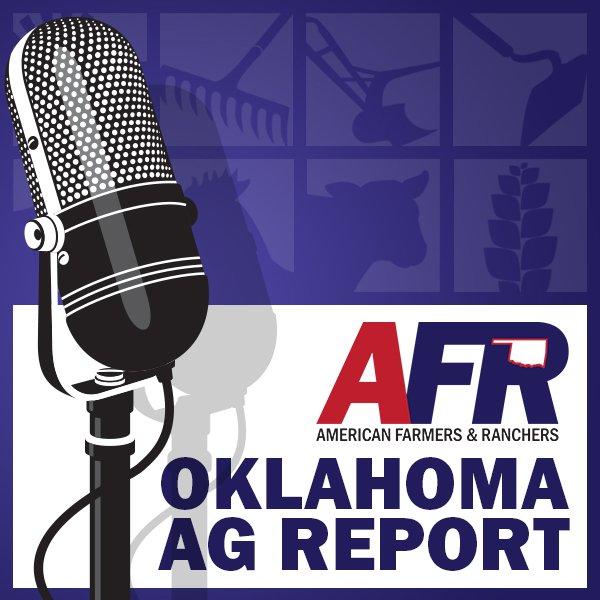 Oklahoma Ag Report 10/19/17 https://t.co...