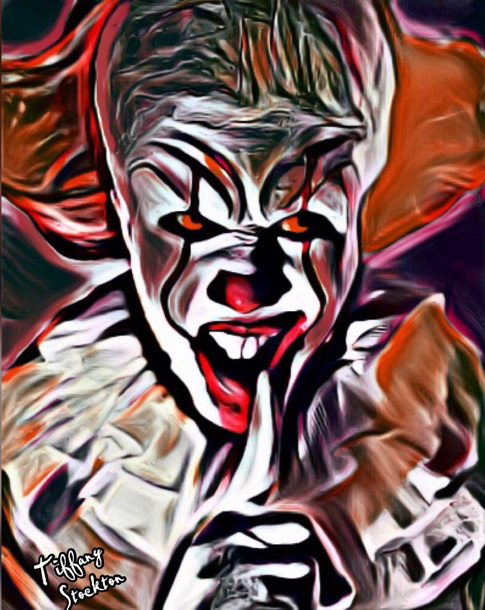 #ThrillerThursday w/ my new #horror art :) @coats1234 @OddNMacabre @Stitched_Rattus @HeyMo517 @AtlantisKane @Mummsyandzomb @IvyTenebrae<br>http://pic.twitter.com/2okVhV6g18