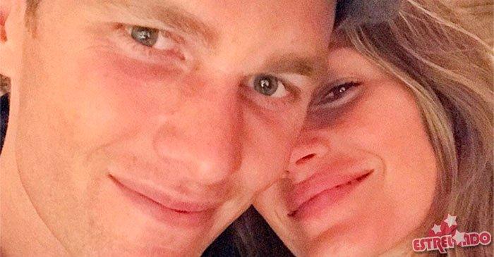 Gisele Bündchen estaria preocupada com a saúde de Tom Brady https://t.co/sKVLkdjCnj