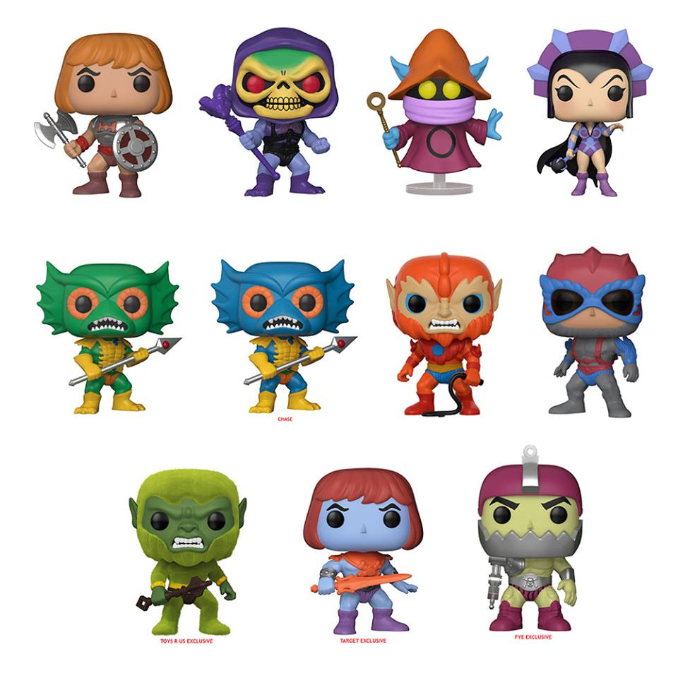News Masters of the Universe POP!s coming in January! Pre-order ►  http:// bit.ly/2zn6BL7  &nbsp;   #funko #MastersoftheUniverse #80s #heman #funkopop<br>http://pic.twitter.com/2uMoaOOWF1