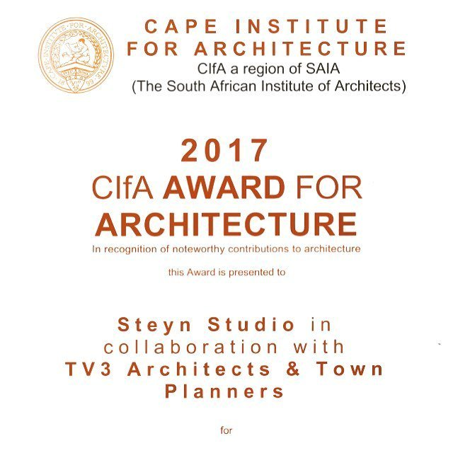 Coetzee steyn on twitter bosjes chapel was recently awarded by the coetzee steyn on twitter bosjes chapel was recently awarded by the cape institute for architects blueprint awards tonight malvernweather Images