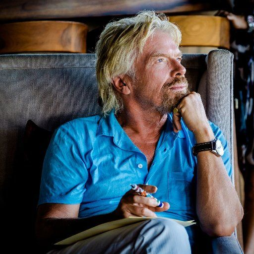 """""""Take a chance. It's the best way to test yourself. Have fun and push boundaries."""" – Richard Branson  #entrepreneur #virgin #author #success<br>http://pic.twitter.com/priuFGAa9z"""