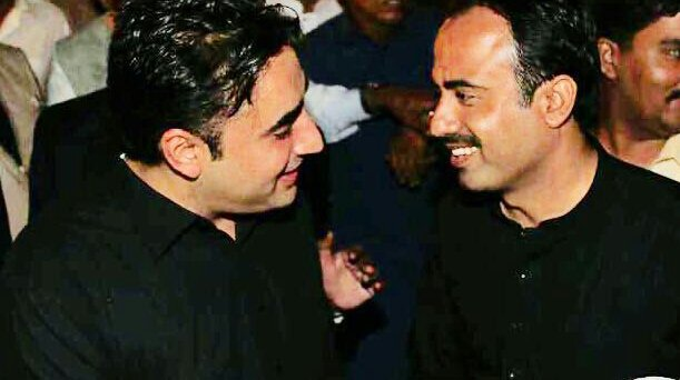 President People&#39;s Youth Wing Sindh @JavedNLaghari meeting with Chairman PPP @BBhuttoZardari at residence of @sharjeelinam.  #PPP #Youth <br>http://pic.twitter.com/BK2zebMz3U