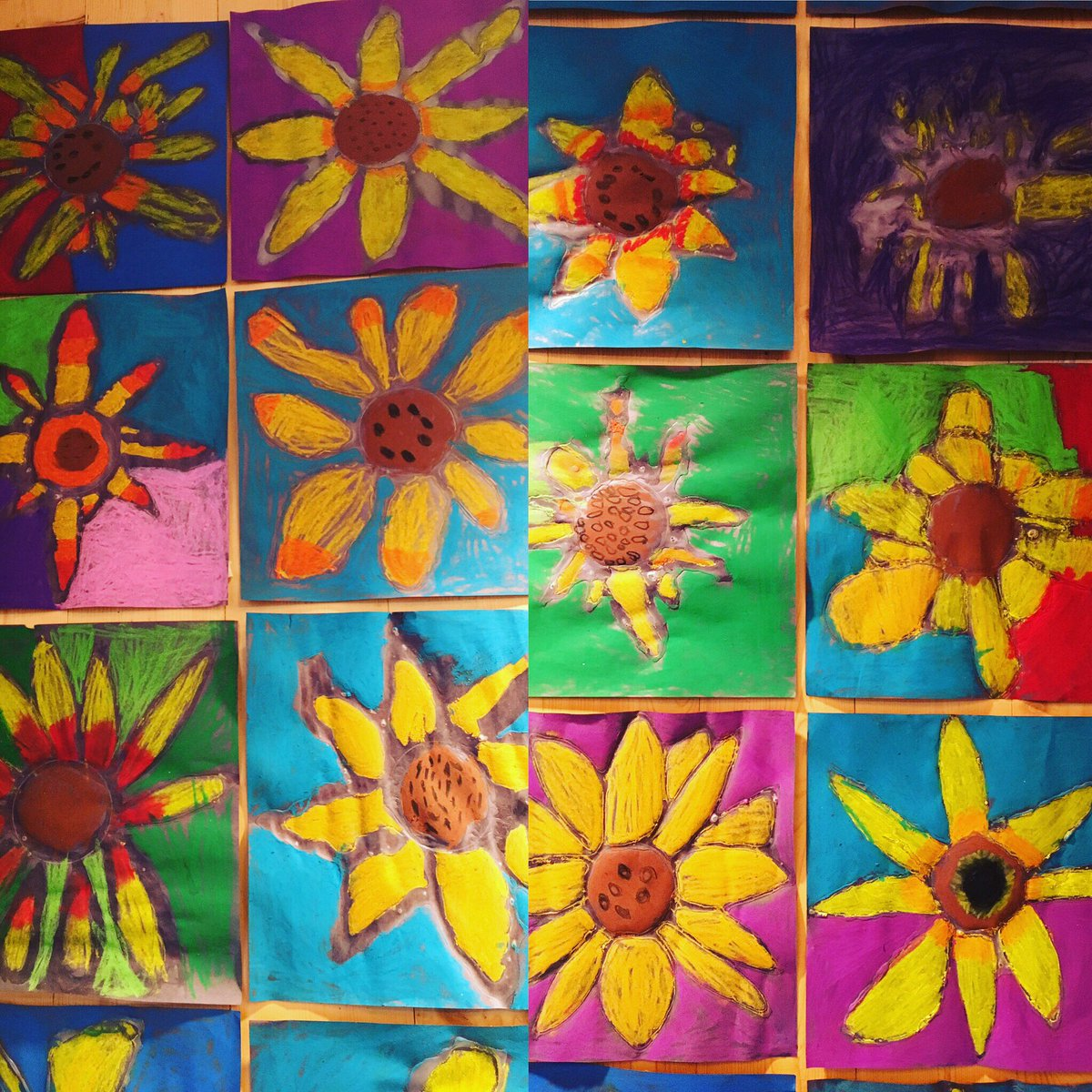 @SD63CordovaBay @sd63schools primary students&#39; beautiful fall artwork! #pumpkins #Sunflowers <br>http://pic.twitter.com/9k9MSIkV44