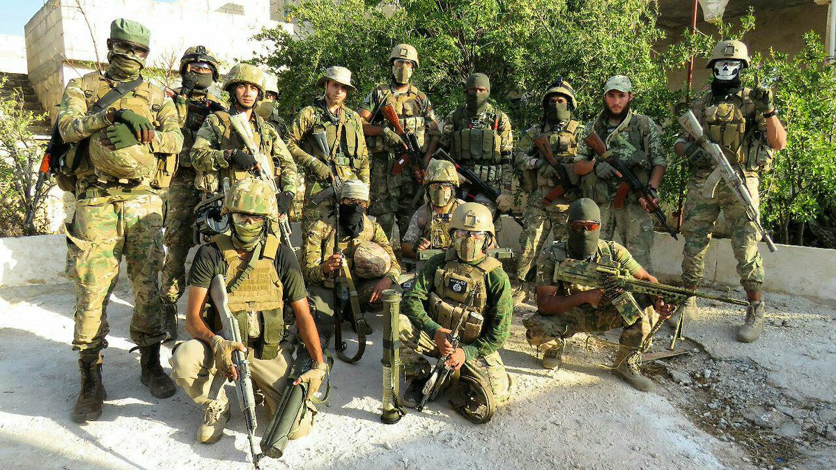#Syria: Photos of #Malhama_Tactical.<br>http://pic.twitter.com/WClQXFmdw6