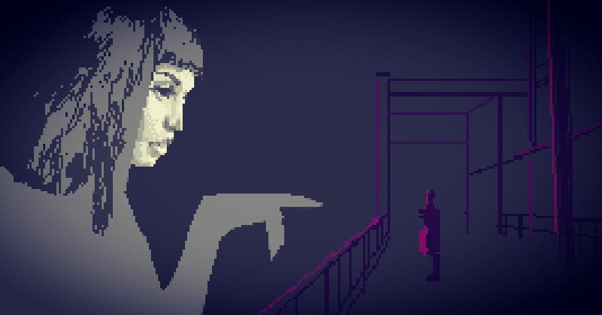 80&#39;s addiction p1 #bladerunner #bladerunner2049 #80s #pixelart  #newretrowave #neoncolors #sketch  #workinprogress  #gamedesign #gamedev<br>http://pic.twitter.com/MpzxaAvV0b