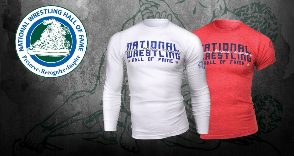 RUDIS is proud to pay homage to such sacred ground. @NWHOF https://t.co/dkP13Ds0js
