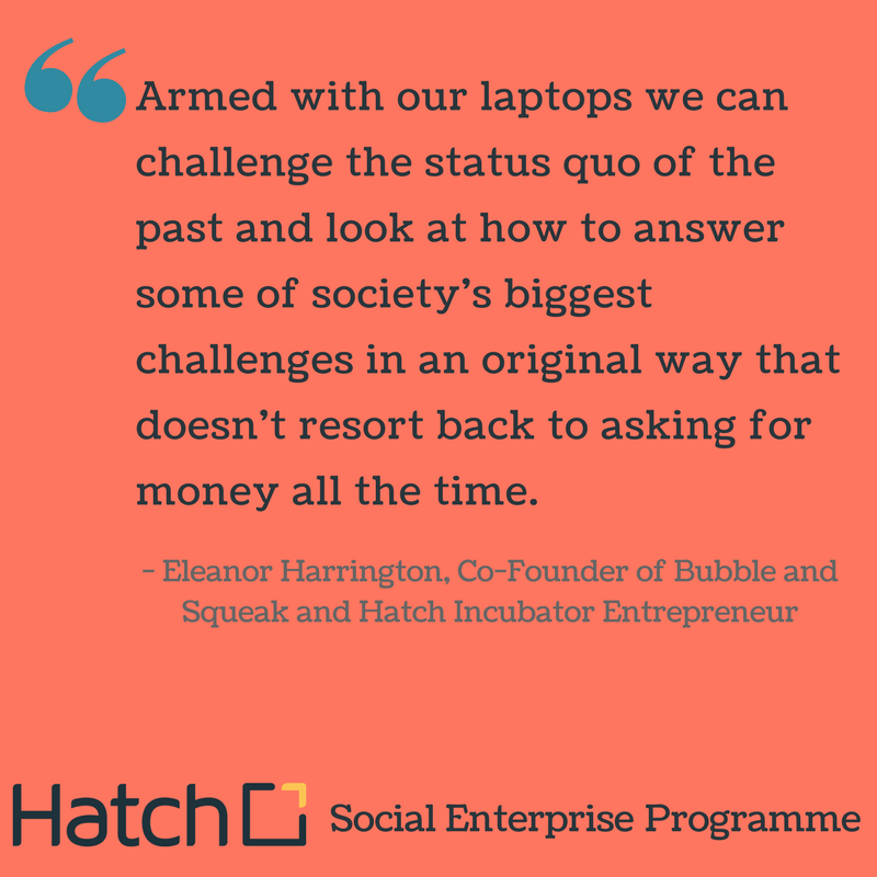 Have an idea for a business that does good? We are running a 3 day programme to help you test your #socent idea    http:// bit.ly/SocEntLP  &nbsp;  <br>http://pic.twitter.com/pGpy2soOc8