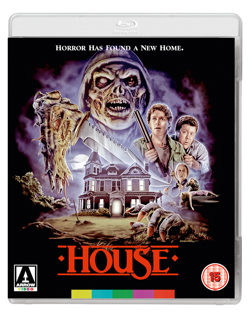 .@bloodyhorrific Steve Miner&#39;s House (1985) Retrospective and Analysis and Interviews available from December #House #Horror<br>http://pic.twitter.com/9883gISCvi