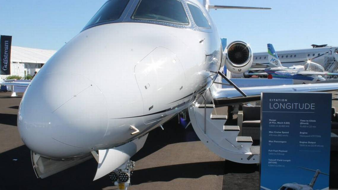 .@TextronAviation holding the line on #bizjet pricing, finds it&#39;s &quot;tough&quot;  http://www. kansas.com/news/business/ aviation/article179695541.html &nbsp; … <br>http://pic.twitter.com/1B21l8SLz9