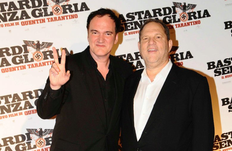 Quentin Tarantino Admits He Knew About Harvey Weinstein Sexual Harassm...