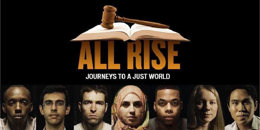 Image result for all rise jessup poster