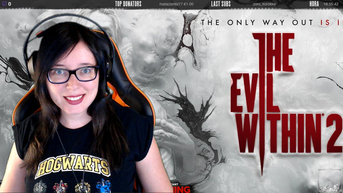 http:// twitch.tv/ardashe  &nbsp;    The Evil Within 2 #streamer #twitch #directo #ardashe #terror #theevilwithin2 #videogames #stream #streaming<br>http://pic.twitter.com/AcSOrdQat2