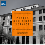 GSA is highlighting our nation's #federalbuildings! Follow this collaboration with @VSFSatState using #MuralMondays & #FedBldgFridays.