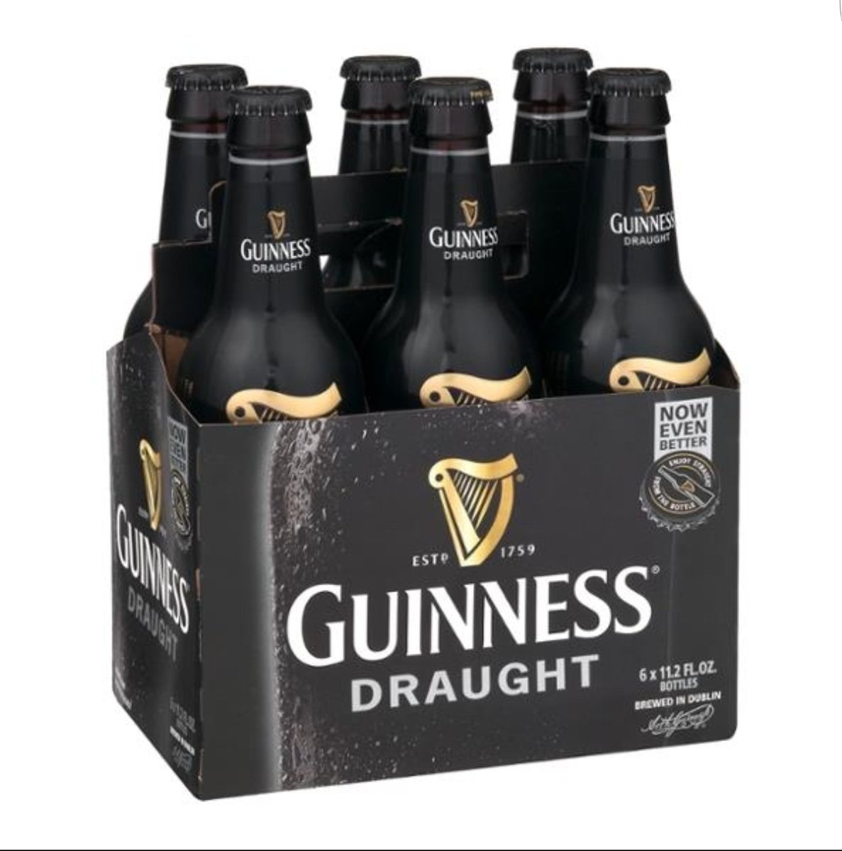 The only 6 Pack that a real man needs! #GUİNNESS #6pack #ThirstyThursday #Beeroclock<br>http://pic.twitter.com/vmgCCVD1DW