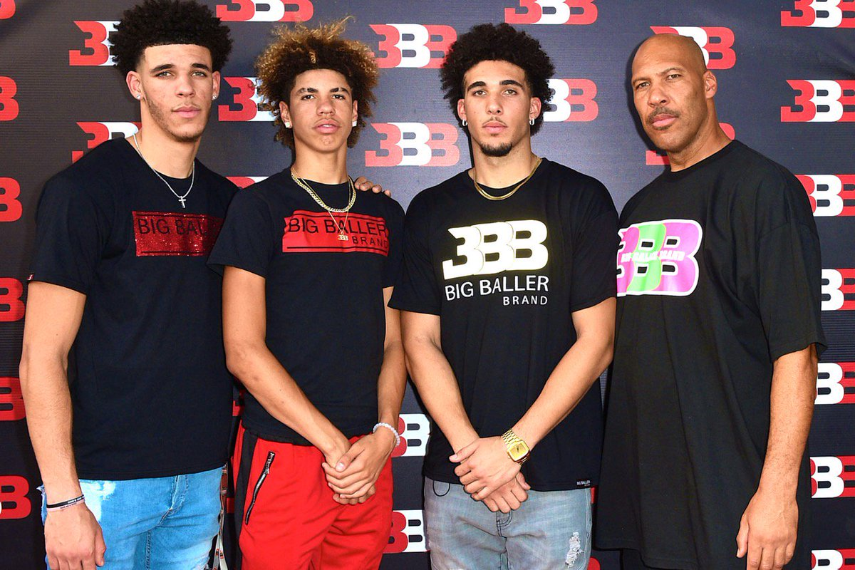 If LaMelo is ruled ineligible, the Balls could change the NCAA with on...