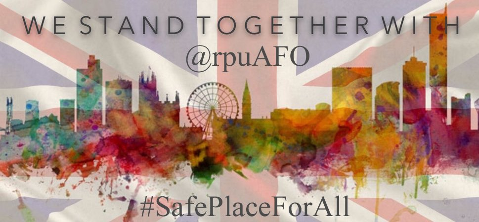 #StormBrian #WeStandTogether with @rpuAFO #NHCAW trying to make a #SafePlaceForAll please Follow &amp; RT #challenge #ThinBlueLine <br>http://pic.twitter.com/FjdHG3iYKY