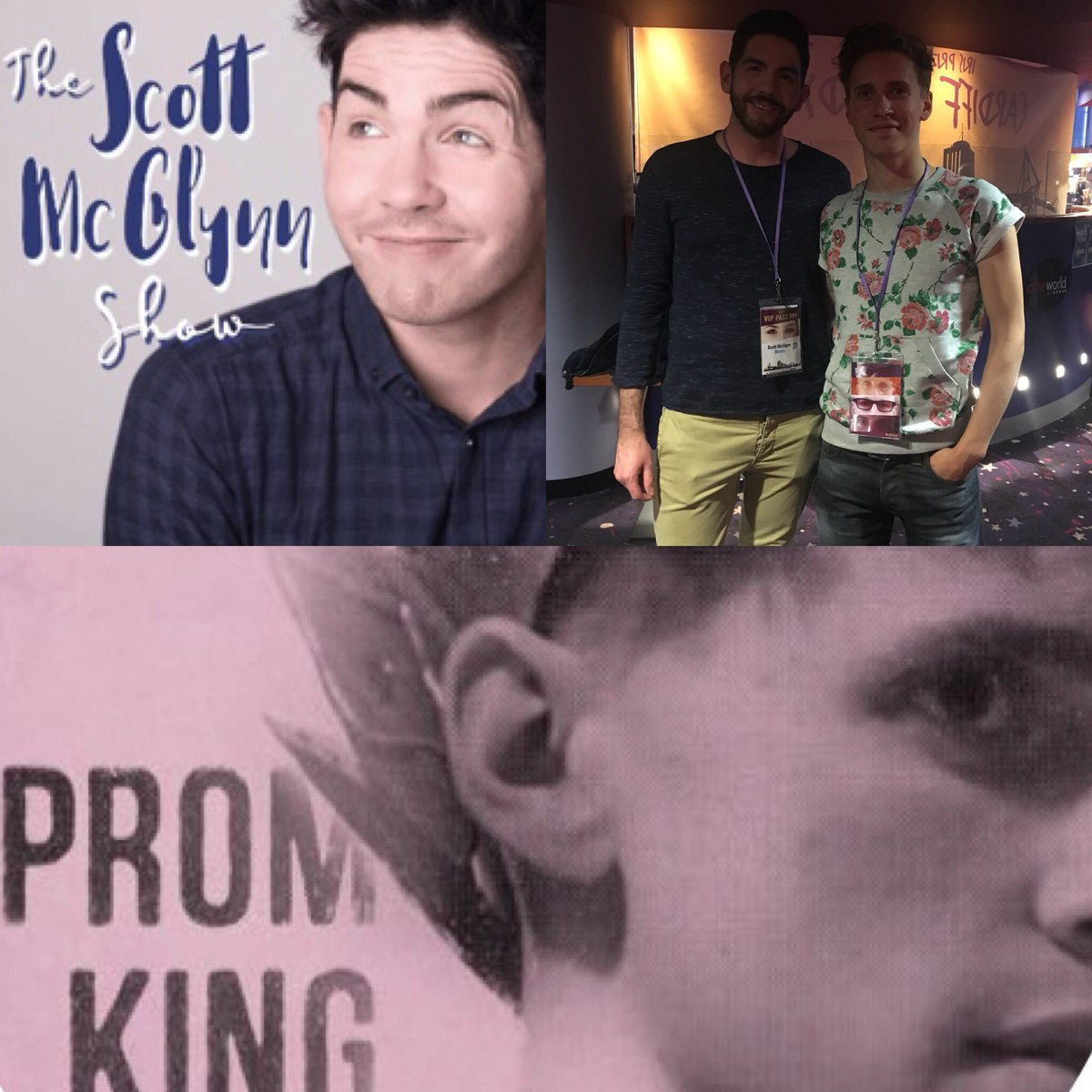 EP39 the awesome @Chris_Schaap the @thePromKing2010 #writer #director &amp; #actor Chats movies / #Iris17 plus lots more  http:// bit.ly/ScottMcShow  &nbsp;  <br>http://pic.twitter.com/SMA721Mylb