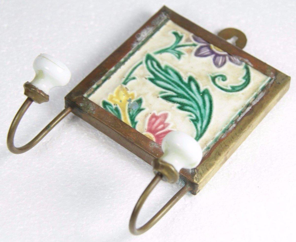 #Vintage #Handmade Rack #Hook #Wall #Decorative Ceramics And Metal  #Handmade  http://www. ebay.com/itm/-/40140651 6464?roken=cUgayN&amp;soutkn=WKqlwc &nbsp; …  via @eBay<br>http://pic.twitter.com/rCLaQvUz9K