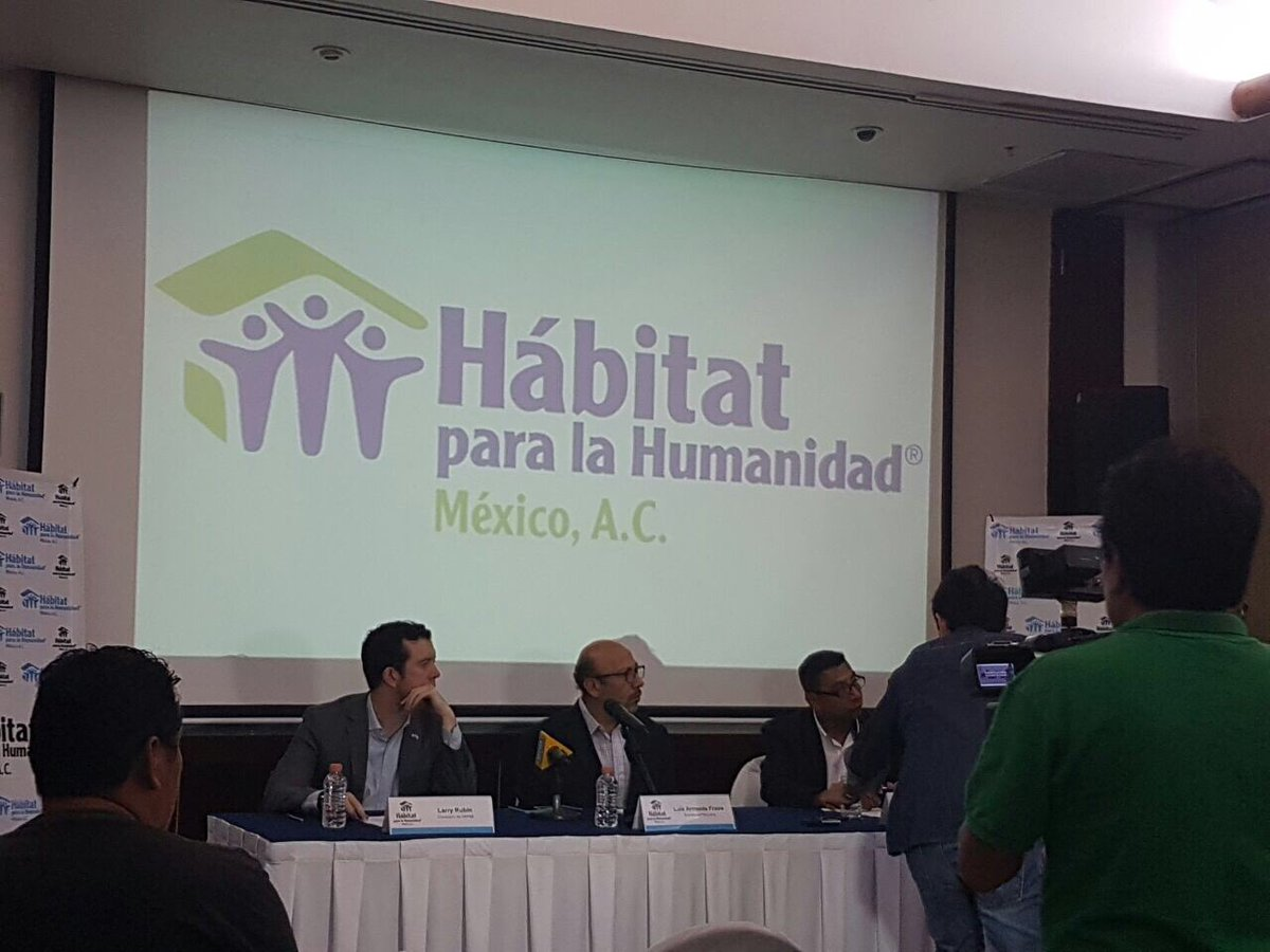 Today 1 month ago, devastating earthquake. Today working with non-profit @HabitatMexico #ReconstruyamosMexico #FuerzaMexico  in #Chiapas<br>http://pic.twitter.com/bPPupEeRAn