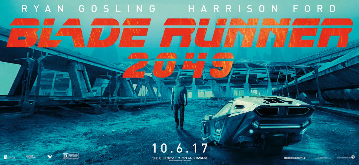 &#39;Like&#39; this tweet if you&#39;ve seen #BladeRunner2049. If you haven&#39;t seen it yet, go watch it! #BladeRunner. <br>http://pic.twitter.com/hXnmweiRo0