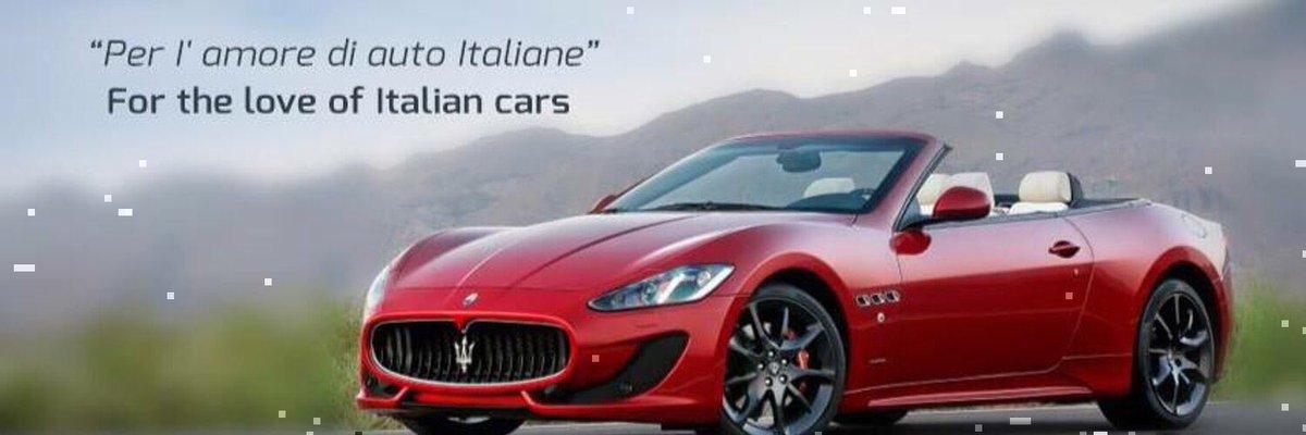 Get our newsletter -register today at  http:// Enzari.com  &nbsp;   #cars #abarth #alfaromeo #ferrari #fiat #lancia #lamborghini #maserati #pagani<br>http://pic.twitter.com/C09LAzxRUb